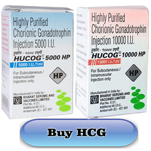 Hcg 5000 IU is used for Pct