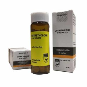 Buy Oxymetholone 50mg tablets