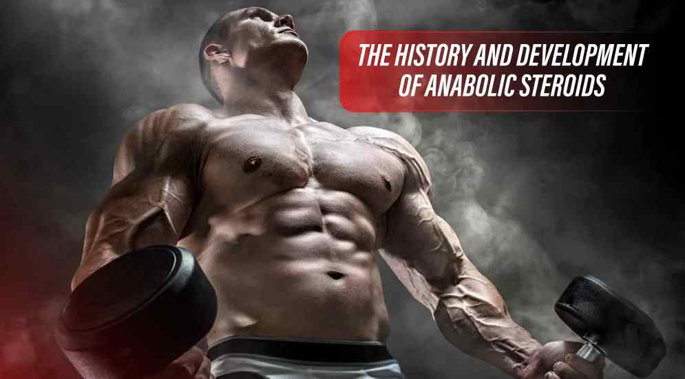 The history and development of anabolic steroids